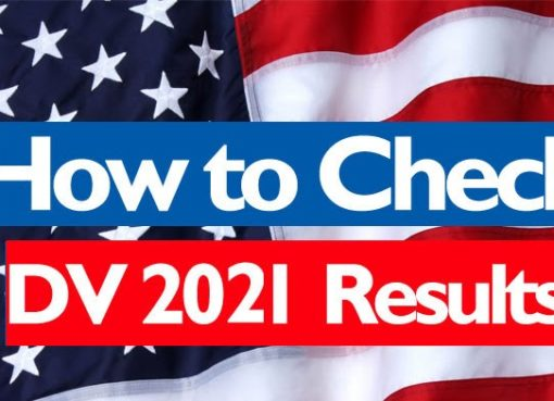 how to check dv lottery status